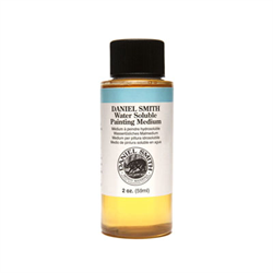 Daniel Smith Water-Soluble Oil Medium 2oz Painting Medium