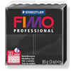 Fimo Professional Modelling Clay 2oz. Black