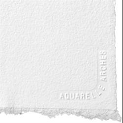 """Arches Watercolour Paper CP 140lb Bright White 22"""" x 30"""" **ND**"""