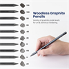Additional images for Pacific Arc Woodless Graphite Pencil HB