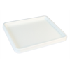 "Palette Small Flat Plastic 9.5"" x 7.75"" Sargent Art (22-9805)"