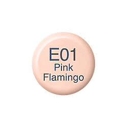 Copic Ink and Refill E01 Pink Flamingo *ND*