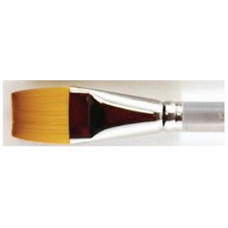 Brush Heinz Jordan 850-1 Flat Gold Sable
