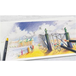Faber Castell GoldFaber Coloured Pencils