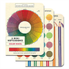 Cavallinni & Co. Vintage Mini Note Book 3-book set - Color Wheel **ND**
