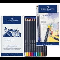 Faber Castell Goldfaber Coloured Pencil Set 12 Colour **ND**
