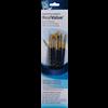Brush Set 9133 Real Value Series - Golden Taklon Set of 6 brushes