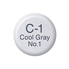 Copic Ink and Refill C1 Cool Grey 1 *ND*