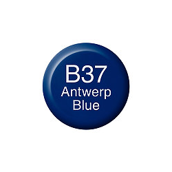 Copic Ink and Refill B37 Antwerp Blue *ND*