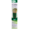 Brush Set 9110 Real Value Series - Camel Set of 4 brushes