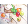 Additional images for 2-week Intro to Oil Pastels with Wanda Dombek, February 4 & 11