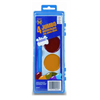 Jumbo Washable Semi-Moist Watercolors 4 count