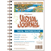 "Strathmore Visual Journal 400 Watercolor CP 90lb 5.5""x 8"""