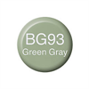 Copic Ink and Refill BG93 Green Grey *ND*
