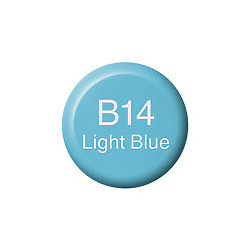 Copic Ink and Refill B14 Light Blue *ND*