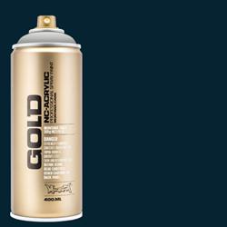 Montana GOLD Spray Navy - 400ml **ND**