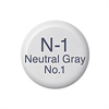 Copic Ink and Refill N1 Neutral Grey 1 *ND*