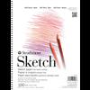"Strathmore 200 Sketch Cloth Bound 9""x12"" **T**"
