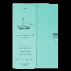 SM.LT authenticpad Folder Sketch A4 90gsm 120sht **ND**