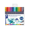 Staedtler Doubled Ended Watercolour Brush 18 Set
