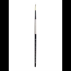 Brush Black Silver SH Long Liner 0