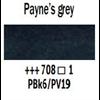 Van Gogh Watercolour Half-Pan Paynes Grey