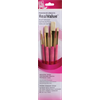 Brush Set 9183 Real Value Series - Bristle Set of 4 brushes
