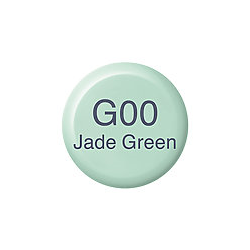 Copic Ink and Refill G00 Jade Green **ND**
