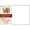 "Strathmore Cards Watercolor CP 140lb 5"" x 6.875"" 50pk"