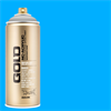 Montana GOLD Spray Flame Blue - 400ml **ND**