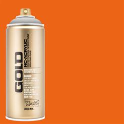 Montana GOLD Spray Orange - 400ml **ND**