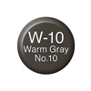 Copic Ink and Refill W10 Warm Grey 10 *ND*