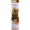 Brush Set 9143 Real Value Series - Golden Taklon Set of 7 brushes