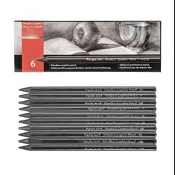 Pacific Arc Woodless Graphite Pencil HB