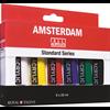 Amsterdam Acrylic Standard Set 6X20ML **ND**