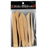 "Richeson Boxwood Clay Tool 6"" Set/12"