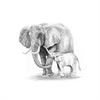 Royal & Langnickel Mini Sketching Made Easy Elephant & Baby