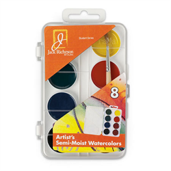 Richeson Semi-Moist Watercolour Sets
