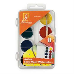 Richeson Semi-Moist Watercolour Sets