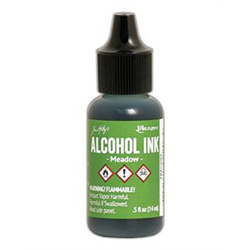 Ranger Tim Holtz Alcohol Ink 14ml Meadow **ND**