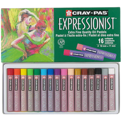 Cray-Pas Expressionist Pastels