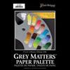 """Richeson Palette Paper Grey Matters 9""""x12"""" 50 Shts"""