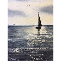 6-session Advanced Watercolor Class with Tom Chan, Oct  11 - Nov 15