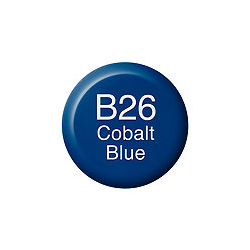Copic Ink and Refill B26 Cobalt Blue *ND*