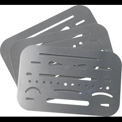 Erasing Shields
