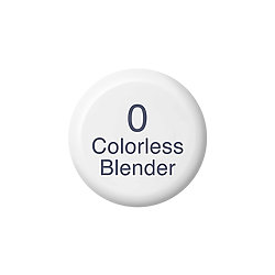 Copic Ink and Refill 0 Colorless Blender *ND*