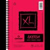 Canson XL Sketch Pad Coil 5.5x8.5 50lb