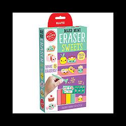 Klutz Make Mini Eraser - sweets kit **ND**