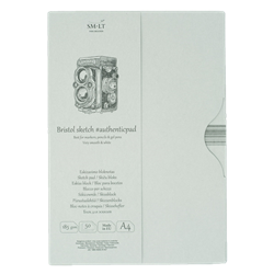 SM.LT authenticpad Folder Bristol Sketch A4 185gsm 50shts **ND**