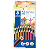Staedtler Noris Coloured Pencil Set 24